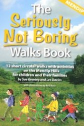 Seriously Not Boring Walks Book